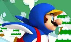Snowy Mario 2