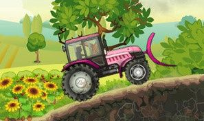 Original game title: Tractors Power Adventure