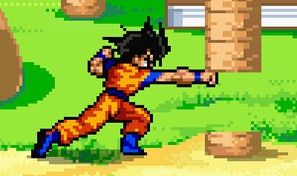 Original game title: Dragon Ball Z: Timber