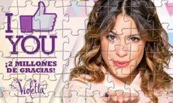 El puzzle de Violetta