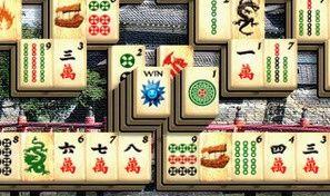 Mahjong Castle on Water