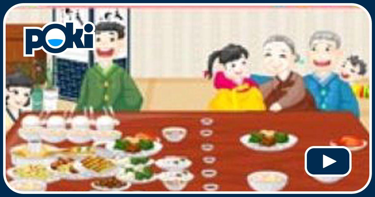 Decoraci n de cena china juega gratis en - Juegos gratis de decoracion ...