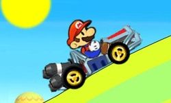 Mario Hit The Road