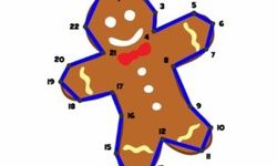 Christmas Gingerbread Puzzle