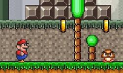 Mario Physics Adventure