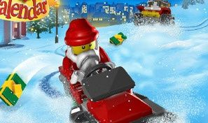 Original game title: Lego City: Advent Calendar