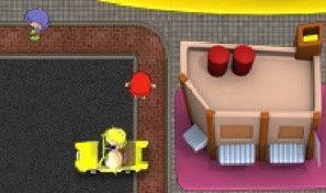 Original game title: Sim Taxi: Lotopolis City