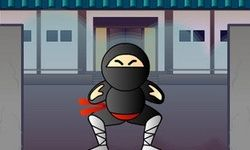 Academia do Ninja Adesivo