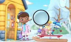 Estrelas Escondidas da Dra. Brinquedos