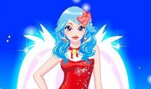 Charming Christmas Angel