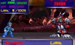 Megaman Với Rồng Magma