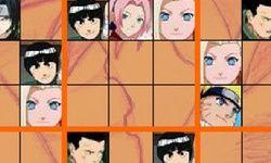 Naruto Sudoku