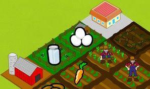 Original game title: Super Farm