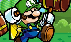 Luigi Go Adventure