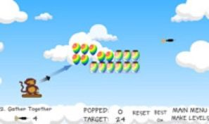 Original game title: Even More Bloons