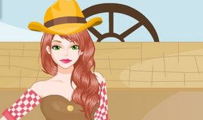 Wild West Beauty