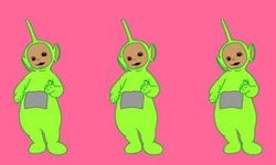Teletubbies Counting