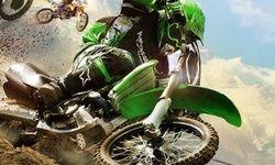 Desafío de Motocross por Tierra