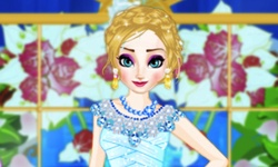Elsa Bride Makeover