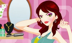 Fiona Beauty Makeover