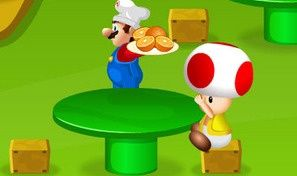 Original game title: Mario Restaurants
