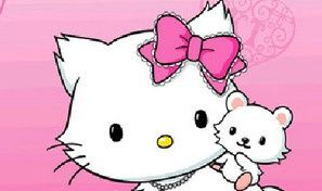 Hello Kitty - Puzzle
