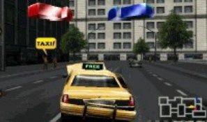 Original game title: Cab Driver