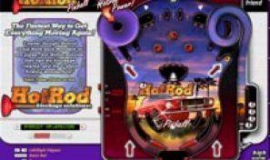 HotRod Pinball