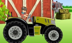 Bakugan Tractor