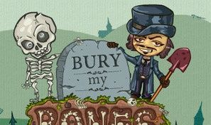 Original game title: Bury My Bones