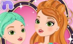 Ever After High: Ashlynn Ella'yi Giydir