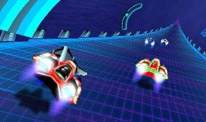 Original game title: Future Race