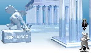 Yetisports: Icy Greece