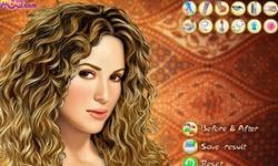 Shakira Make Over