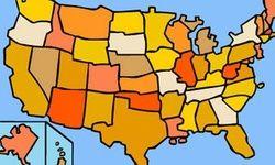 USA Geografi