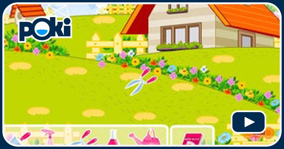 Jardiner a de flores online juega gratis en paisdelosjuegos for Jardineria online