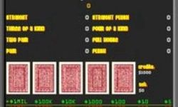 Video Poker Clasic