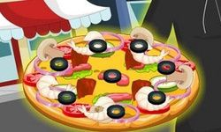 Hot Pizza Shop 2