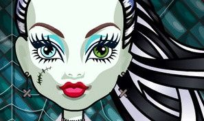 Original game title: Monster High Frankie Stein HS