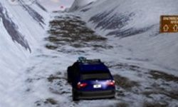 Snežné Preteky BMW X3