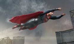 Man of Steel: Hero's Flight