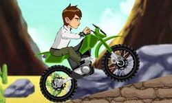 Ben 10 Bike Mission