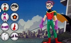 Teen Titans Dress-Up