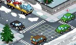 Traffic Policeman: WE