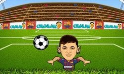 Neymar Head Football