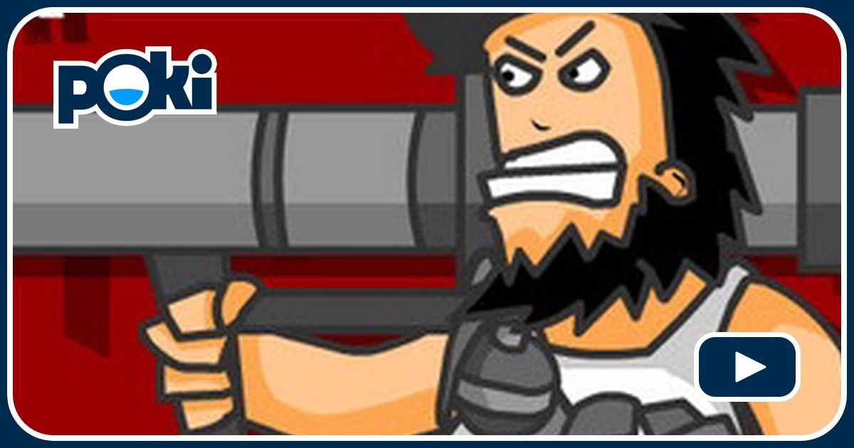 Hobo 4 Total War Game - Shooting Games - GamesFreak