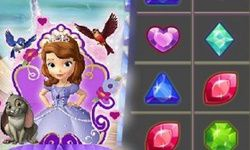 Sofia the First Jewel Match