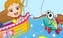 Baby Fishing Games
