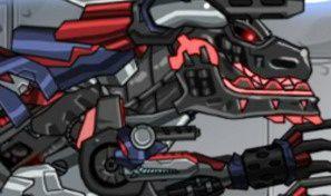 Dino Robot: Termityranno Comthus