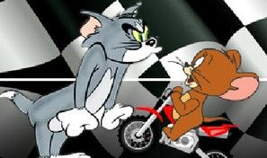 Original game title: Tom And Jerry Moto